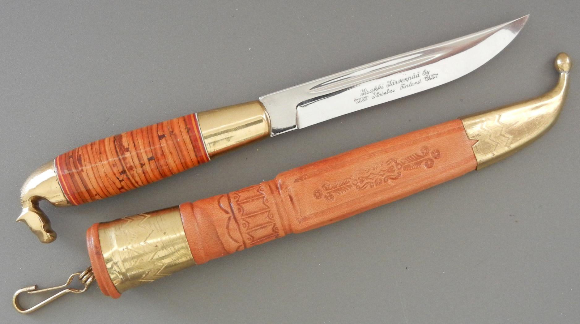 New Products Kellam Knives Worldwide Inc Finnish Puukko Knives