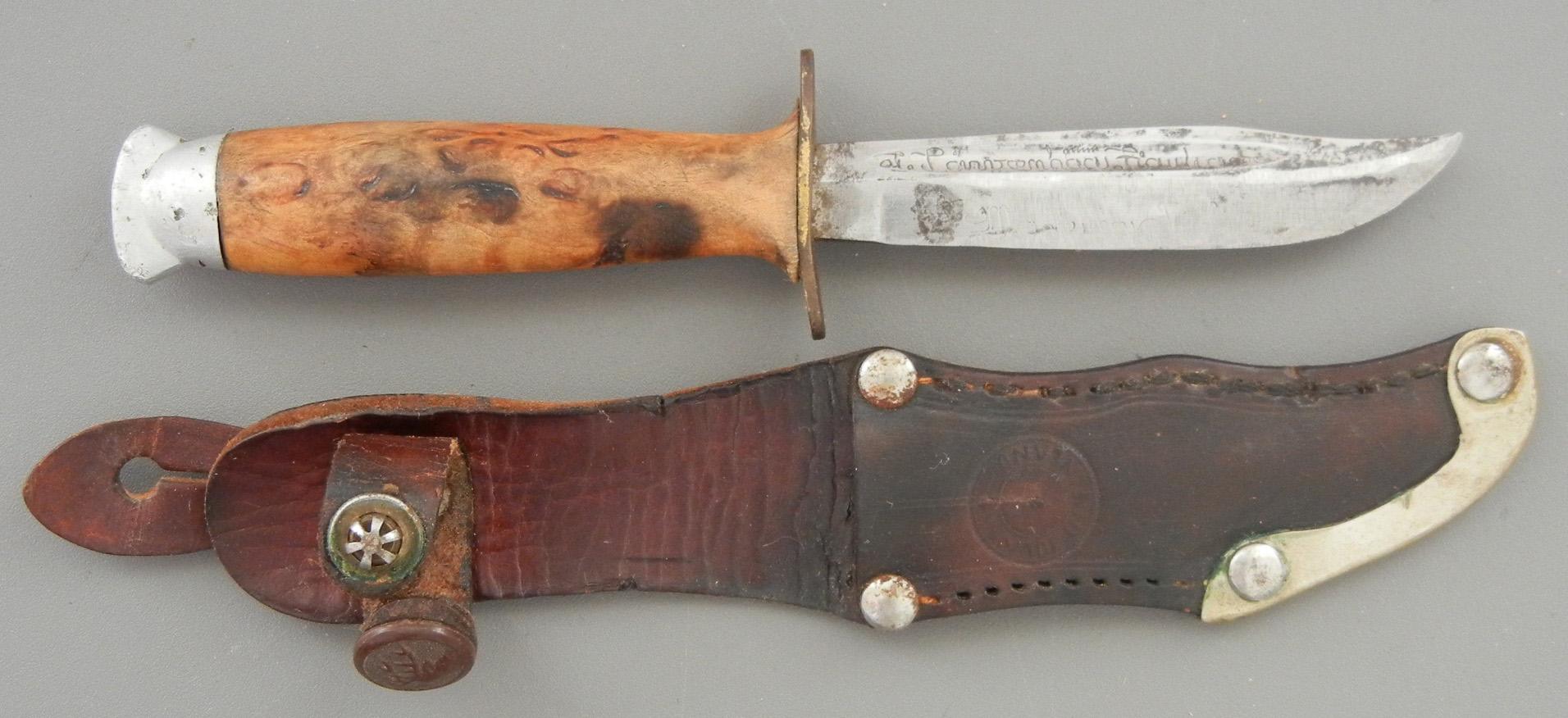 New Products : Kellam Knives Worldwide, Inc  - Finnish Puukko Knives