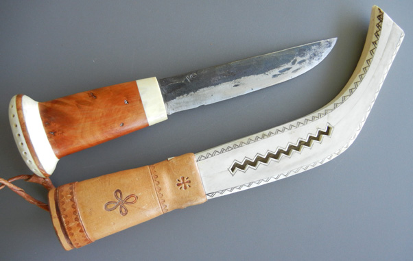 Antique Knives : Kellam Knives Worldwide, Inc  - Finnish
