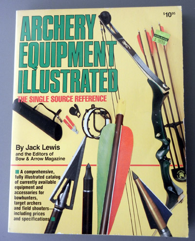 Archery Equipment Illustrated