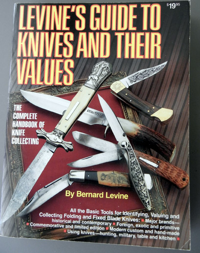 Levine's Guide to Knives and Their Values