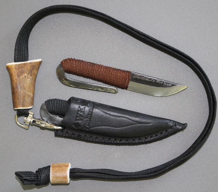 Mini Neck Knife