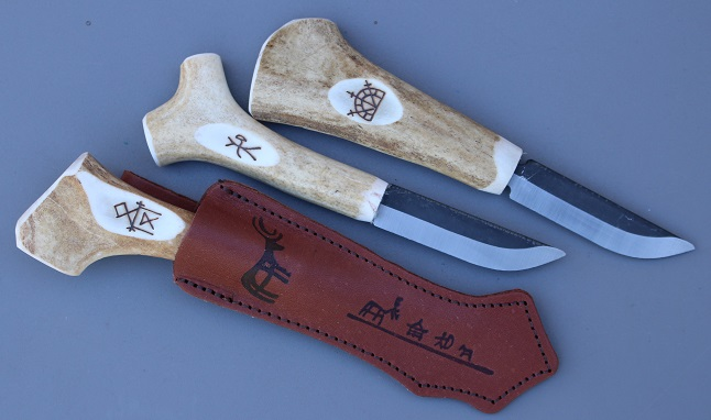 Saami Reindeer Knife small