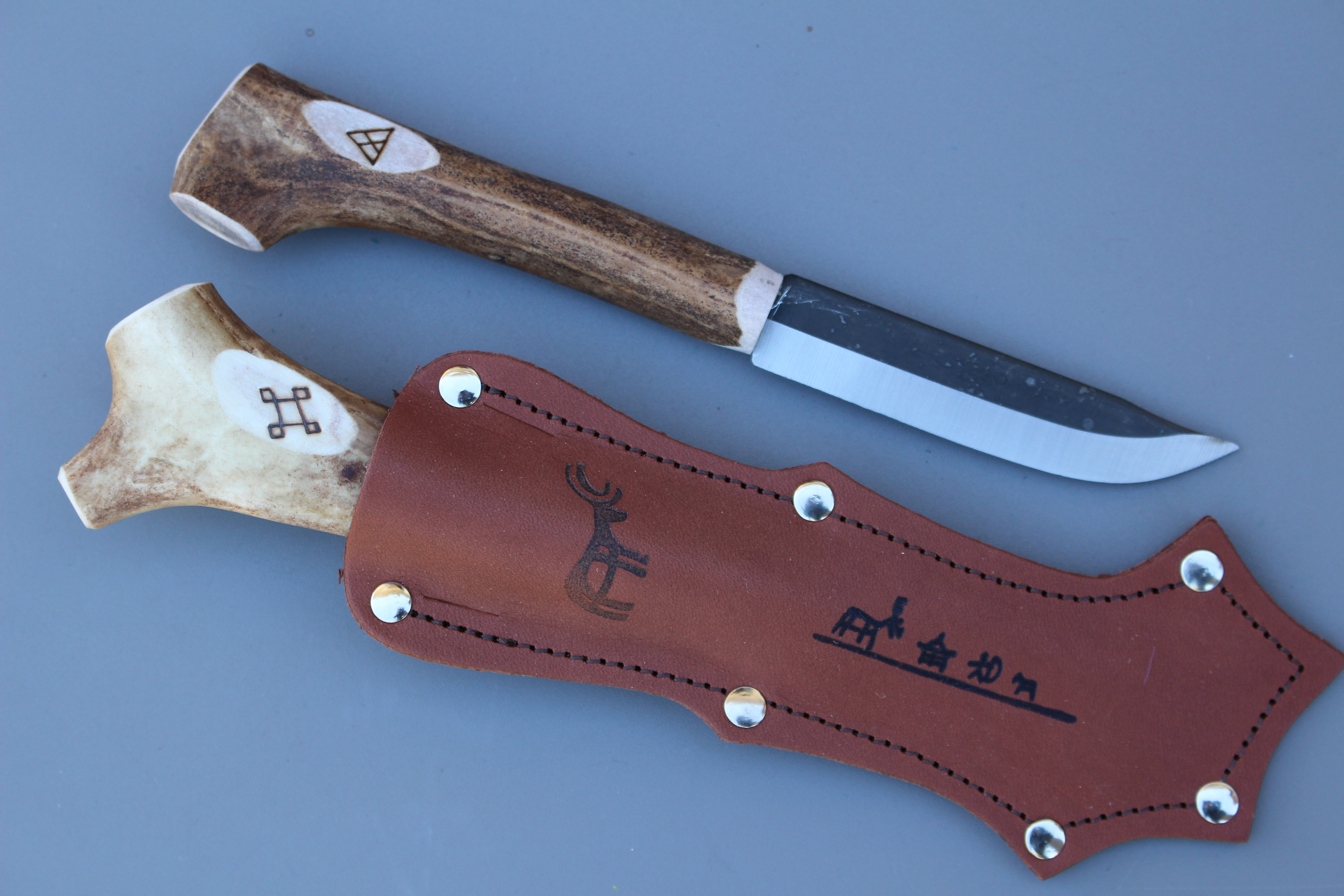 Saami Reindeer Knife large