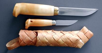 Finnish Knives : Kellam Knives Worldwide, Inc  - Finnish