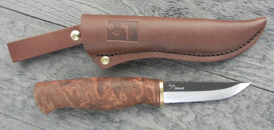 Puukko Kpr4 89 90 Kellam Knives Worldwide Inc