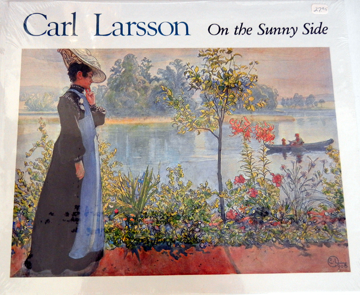 Carl Larsson, On the Sunny Side