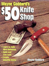 $50 Knife Shop - Goddard, Wayne