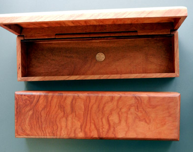 Ambuina Wood Box