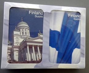 Finnfact Playing Cards