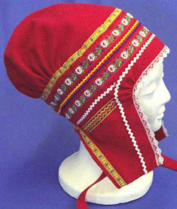 Girl's Lapp hat