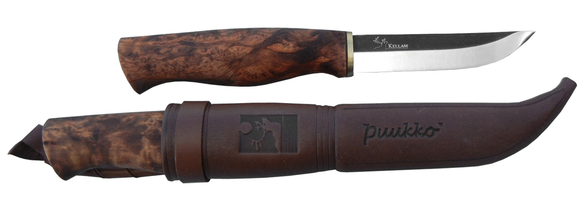 Puukko [KPR4] - $89 90 : Kellam Knives Worldwide, Inc