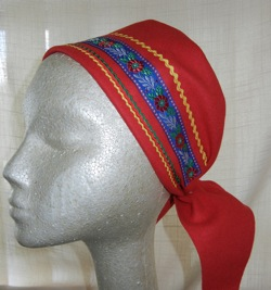 Lapp Cap, red