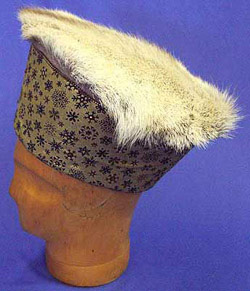 "Winter Hat ""Snowflake Queen"""